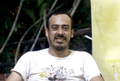 Ismail Basbeth (Foto : Serunai / Ayu Saras)