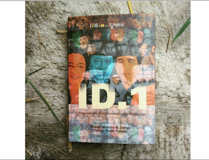 Buku ID.1 (serunai; Alfin Rizal)